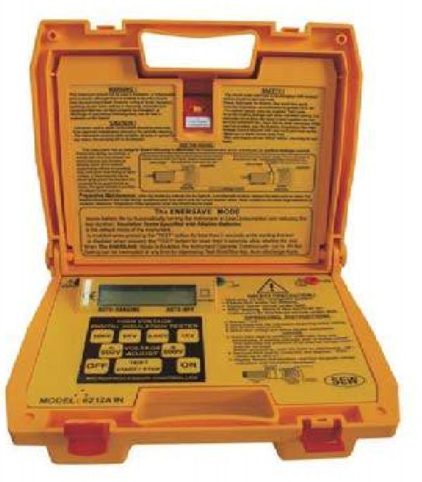 Medidor de isolamento digital (1651 IN)