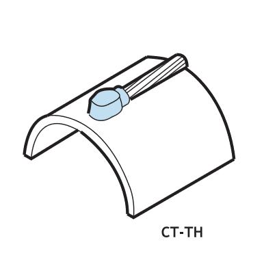 Ligações típicas - CABO/TUBAGEM DE AÇO