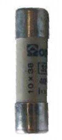 Fusíveis cilíndricos - 10x38