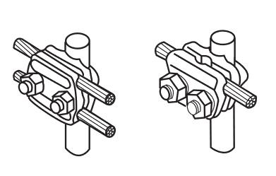 Ligadores para elétrodos